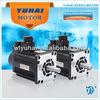 engraving machine use nema43 1.2kw ac teco servo motor