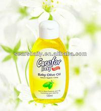 Natual massage olive oil