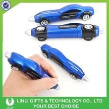 Wholesale Cheap Price OEM Logo Print ABS Car Pens