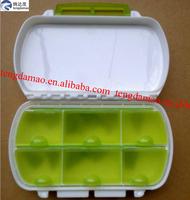 2015 year plastic pill box