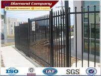 galvanized steel deer fence,steel fence post base plate,heavy duty steel fence panels