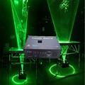 Laser homme système, Laser vert homme, Laser Man Show