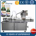 De alta velocidad automático de china, el aceite de coco de la botella de llenado de maquinaria, aceite de máquina de llenado( shanghai de fabricación)