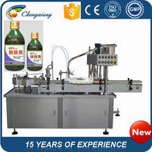 high speed China Automatic ,coconut oil bottle filling machin ,oil filling machine (shanghai manufacturing)