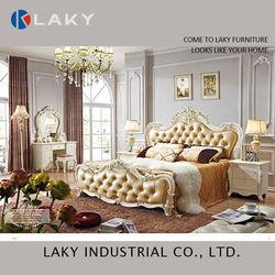 652# King Size Bed Hotel Bedroom Furniture