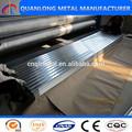 Trapèze métallique tôle de toiture / métal galvalume toiture feuilles