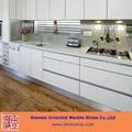 quartzo branco bancada da cozinha