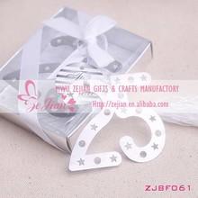 """Moda """" 25 """" aniversario de señal de la boda Favor de la ducha nupcial favores de la fiesta de"""