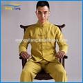 Viento chino tianfu star king día zen botón de la ropa / traje traje de hombre de otoño nuevo traje nacional de estilo chino camisas