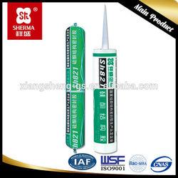 Tube silicone sealant and polyurethane sealant for adhesive sealant