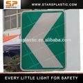 solar led de tráfico señal de la flecha