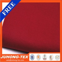 good hand feeling various color spandex plain dyed shirt fabic