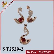 2015 xuping plated 18k italian gold jewelry