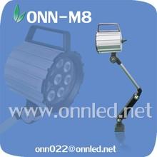 ONN-M8 24v/220v Mechanics work lamp & LED Machine Tool Light IP65