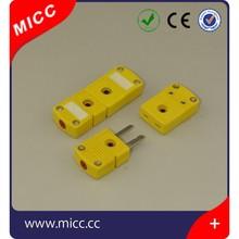 Omega mini Female and Male K Type Thermocouple Connector