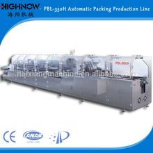 PBL-350H Factory Sale Ampoule Packing Production Line
