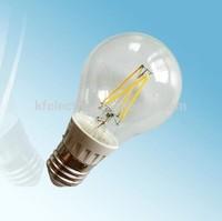 Secure payment Edison led filament bulb e27 6w COB-G6028 replace 60w warm white 2700k