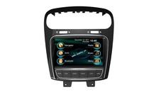2 Din In-dash Car stereo radio/dvd/gps/mp3/3g multimedia system for Fiat Freement V8037FF