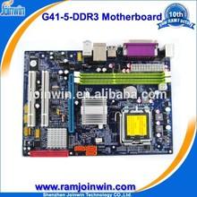 ATX type Graphics Media Accelerator X4500 HD 3* SATA 3Gb/s connector motherboard lga775 ddr3