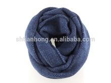 winter knit head scarf for men