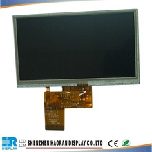 Latest Version TFT LCD Module 5.0inch with iic interface and Optional of touch screen ---Resolution:800x480