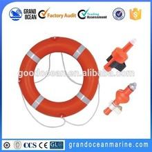 fishing buoys / large plastic hoops types of buoys