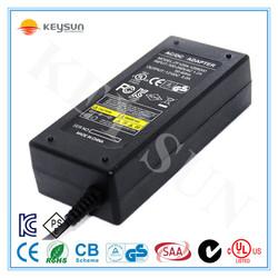 High quality UL 1310 Class 2 transformer 60 watt AC DC Adaptor 12v 5a power adapter 12 volt 5 amp DC power supply