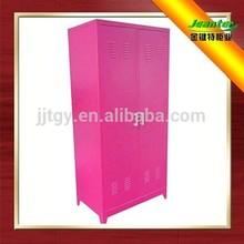 bedroom furniture wardrobe cabinet /red color