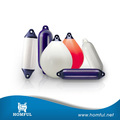 Barco inflable del PVC guardabarros