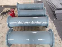 silicon carbide ceramic lined pipes
