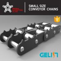 OEM tooth chain lumber conveyor chain sharp top chain