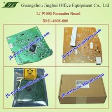 Printer Spare Parts Laserjet P1006/1008 printer Formatter Board Logic Card Main Board RM1-4608-000