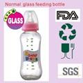 vente chaude bouteille en verre pour bébé