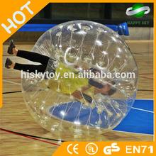CE prove PVC/TPU bubble soccer cork,crazy loopy ball,bubble soccer italy