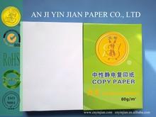 A4 Copy Paper Supplier Copier paper Printer paper