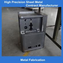 SPCC Laboratory Testing Instrument Enclosure Custom Sheet metal