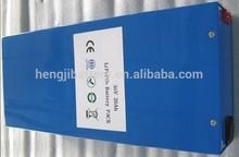 36V 20Ah LiFePO4 battery for electric bike
