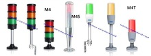 LED Flashing Buzzer Warning Light/Stacked Lights/Single Tower Lights 12V/24V/220V