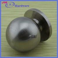 Hot sale aluminum material fancy door knob
