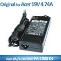 Shenzhen 5.5*1.7 90w ac adapter ladegerät für acer laptop 19v 4.74a stromversorgung