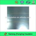 lámina de aluminio compuesto de papel de aislamiento