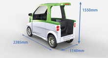 cheap fashionable electric car for golf course