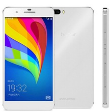 Original Huawei Honor 6 Plus 4G LTE Cell Phone Octa Core 3GB RAM 5.5 inch 1920*1080 Android 4.4 Dual Rear Camera 8.0MP