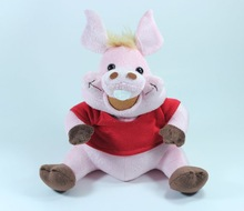 Dancing And Singing Plush Rabbit,Stuffed Long Ears Rabbit,Plush Rabbit Keychain