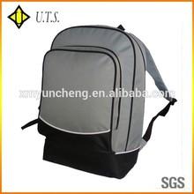 cheap custom grey custom cheap backpack 2012