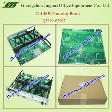 Printer Spare Parts Color Laserjet printer 4650 Formatter Board Logic Card Main Board Q3999-67902