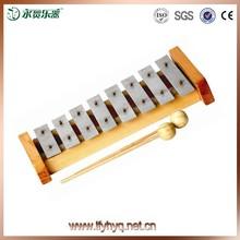 Promotional wooden xylophone music, mini xylophone keyboard music