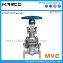 Chain Wheel Manual Slide Gate Valve