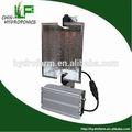 1000w doble composición de efecto invernadero reflector/lámpara de luz fluorescente piezas/reflector de aluminio de la hoja