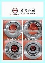 2015 standard AAR train wheel parts B2N material 960mm hot sale